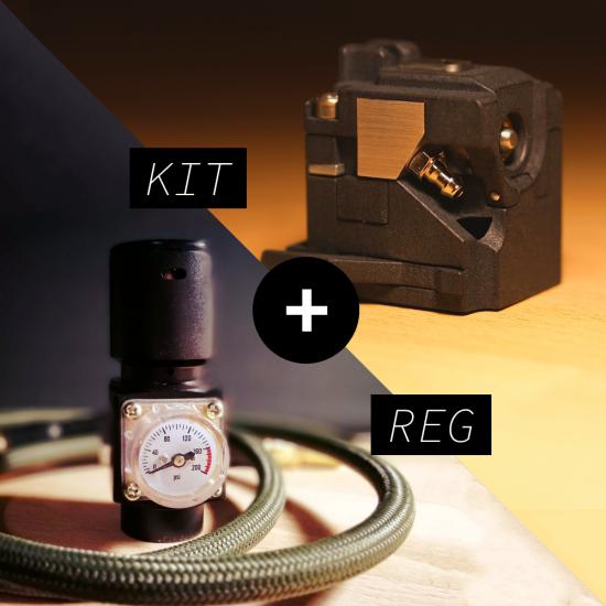 HPA Mag Adapter + Regulator Pack